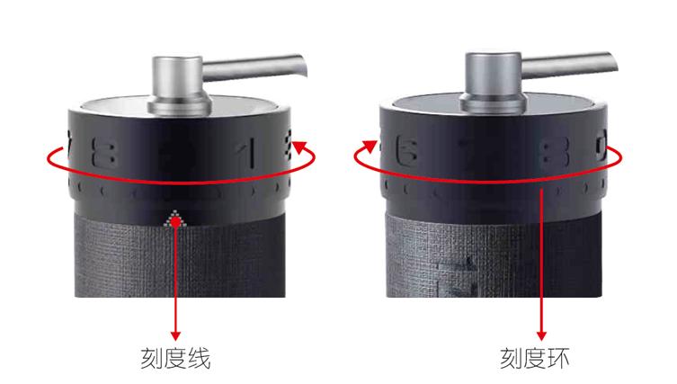 J-Max manual coffee grinder