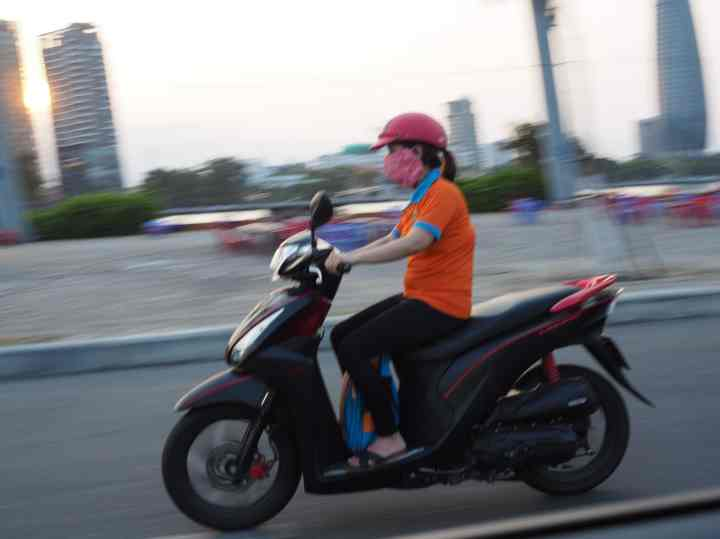 Da Nang Bikers