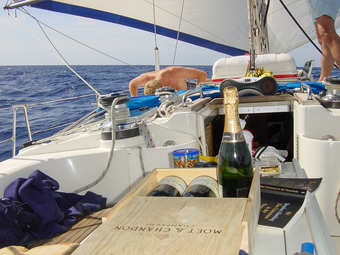 Champagner & Sport