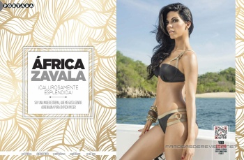 África Zavala Revista H Diciembre 2016
