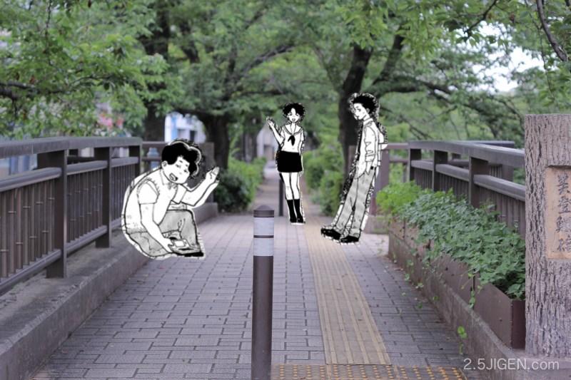 「聲の形 -A Silent Voice-」聖地巡礼 in 大垣