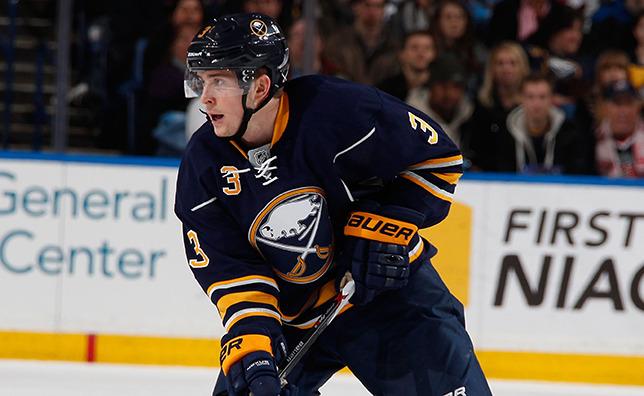 Mark Pysyk photo courtesy: NHL.com