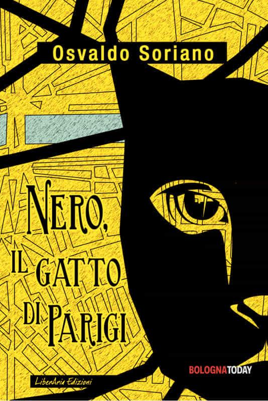 """Risultati immagini per """"Nero, il gatto di Parigi"""" di Osvaldo Soriano (LiberAria)"""