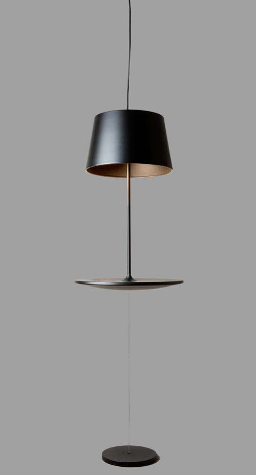 Illusion Lamp for Northern Lighting