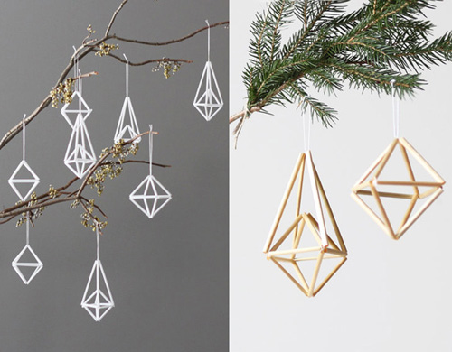 20+ Modern Christmas + Holiday Decorations in style fashion main interior design home furnishings art  Category