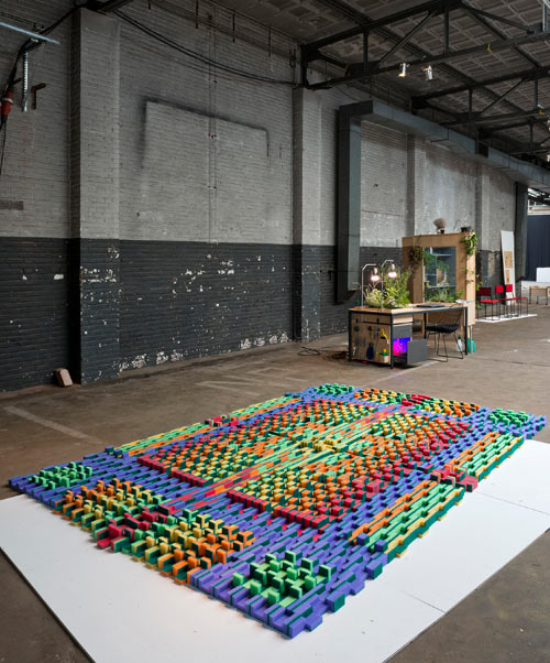 Latest Carpet Designs from We Make Carpets in art Category