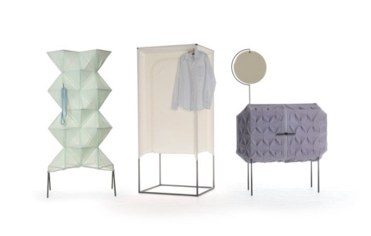 Textile Storage by Meike Harde in home furnishings Category