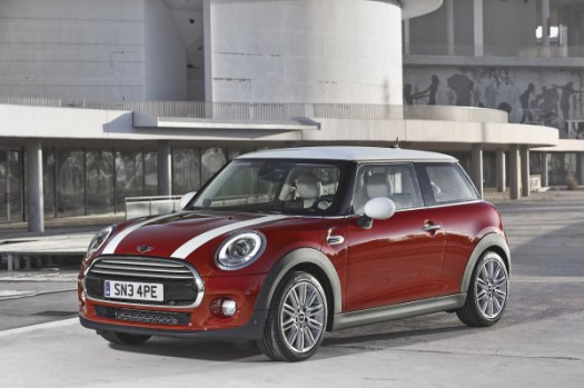The New MINI in technology news events Category
