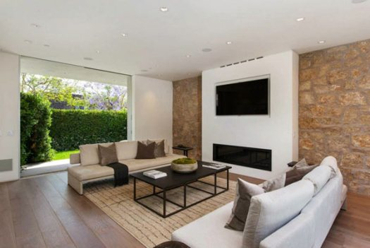 A West Hollywood Retreat by Amit Apel Design Inc. in architecture Category