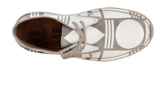 PATTERNITY x Clarks Originals SS14 Desert Boot in style fashion Category