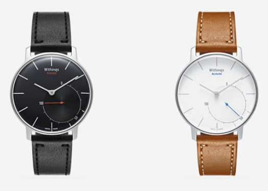 The Withings Activité Might Be the 1st Smartwatch Designers Want to Wear in technology style fashion main Category