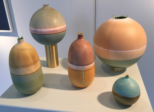 New vessels from Elyse Graham