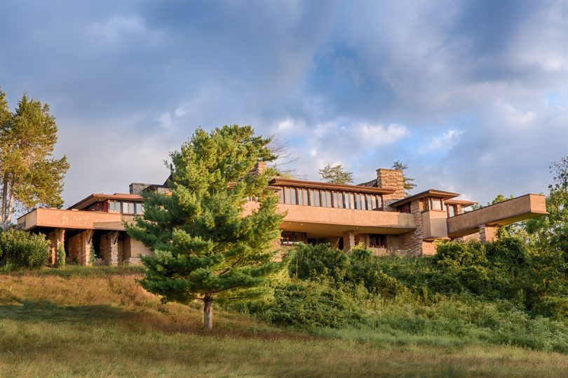 Getting Personal with Frank Lloyd Wright: Taliesin and Taliesin West