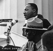 martin luther king's dream