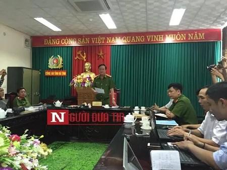 Vu an chon chat thai: Xem xet hinh su ca doi tuong quan li nha nuoc - Anh 2