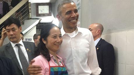 An bun cha cung Tong thong Obama - Anh 1