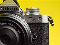DPReview TV: Nikon Z fc hands-on preview