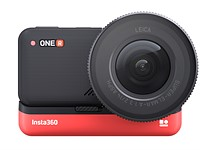 """Review: The Insta360 One R is a modular action camera with a 1""""-type sensor"""
