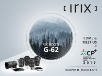 Swiss lens manufacturer Irix is expanding into the Japanese market