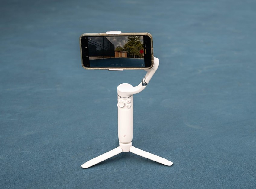 Review: The DJI OM 5 smartphone gimbal gets more compact, still adds features