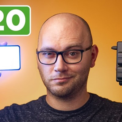 20 pieces of video gear that costs less than $20