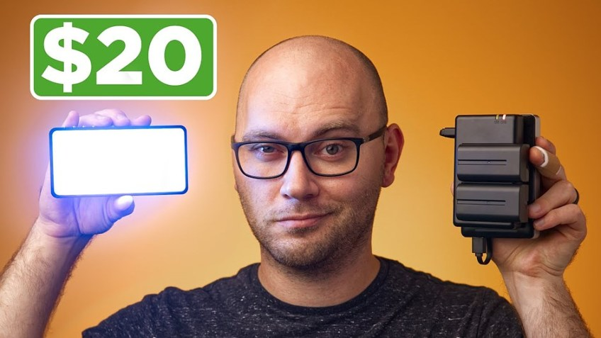 20 pieces of video gear that cost less than $20