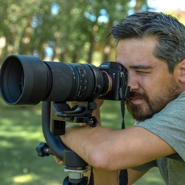 Tamron 150-500mm F5-6.7 Di III VC VXD Review