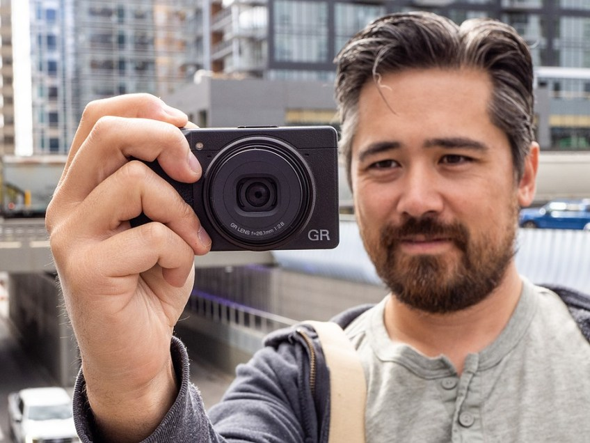 Ricoh GR IIIx review