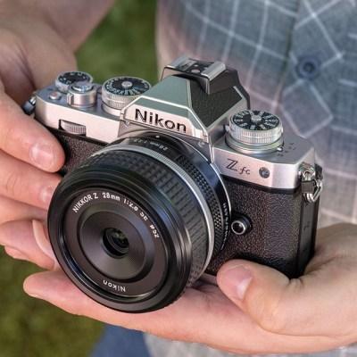 Nikon Japan: Some Z fc camera shipments delayed, 28mm F2.8 orders delayed indefinitely