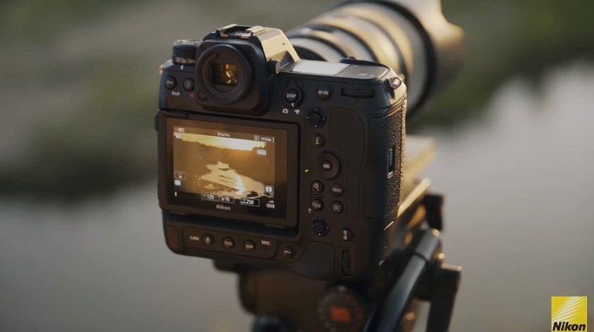 Nikon publishes second Z9 teaser, showing off the 8K video capabilities of its forthcoming mirrorless camera