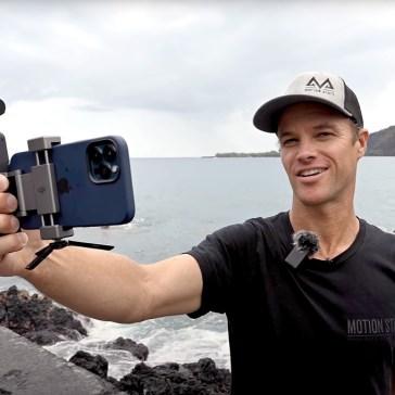 Watch as filmmaker Sam Nuttman shoots with the DJI Pocket 2 in Hawaii