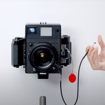 Relaxing shutter sounds from 18 cameras is ASMR for photographers