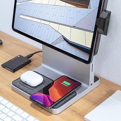 Kensington's new StudioDock hub wants to turn your iPad into an iMac Mini