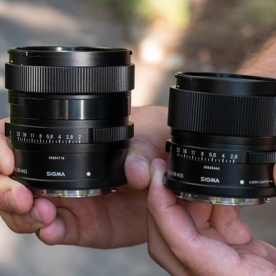 Hands-on with the new Sigma 24mm F2 and 90mm F2.8 Contemporary I Series