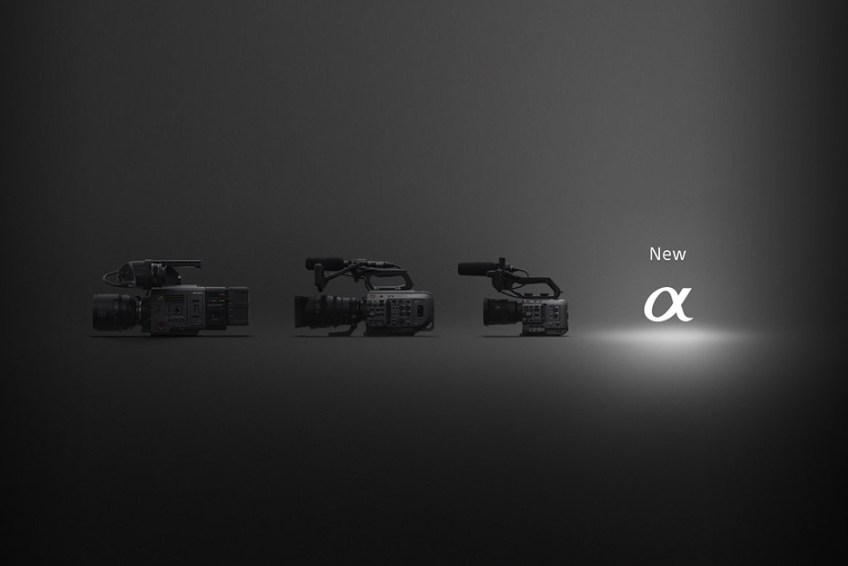 Sony Japan teases new compact cinema camera release on February 24