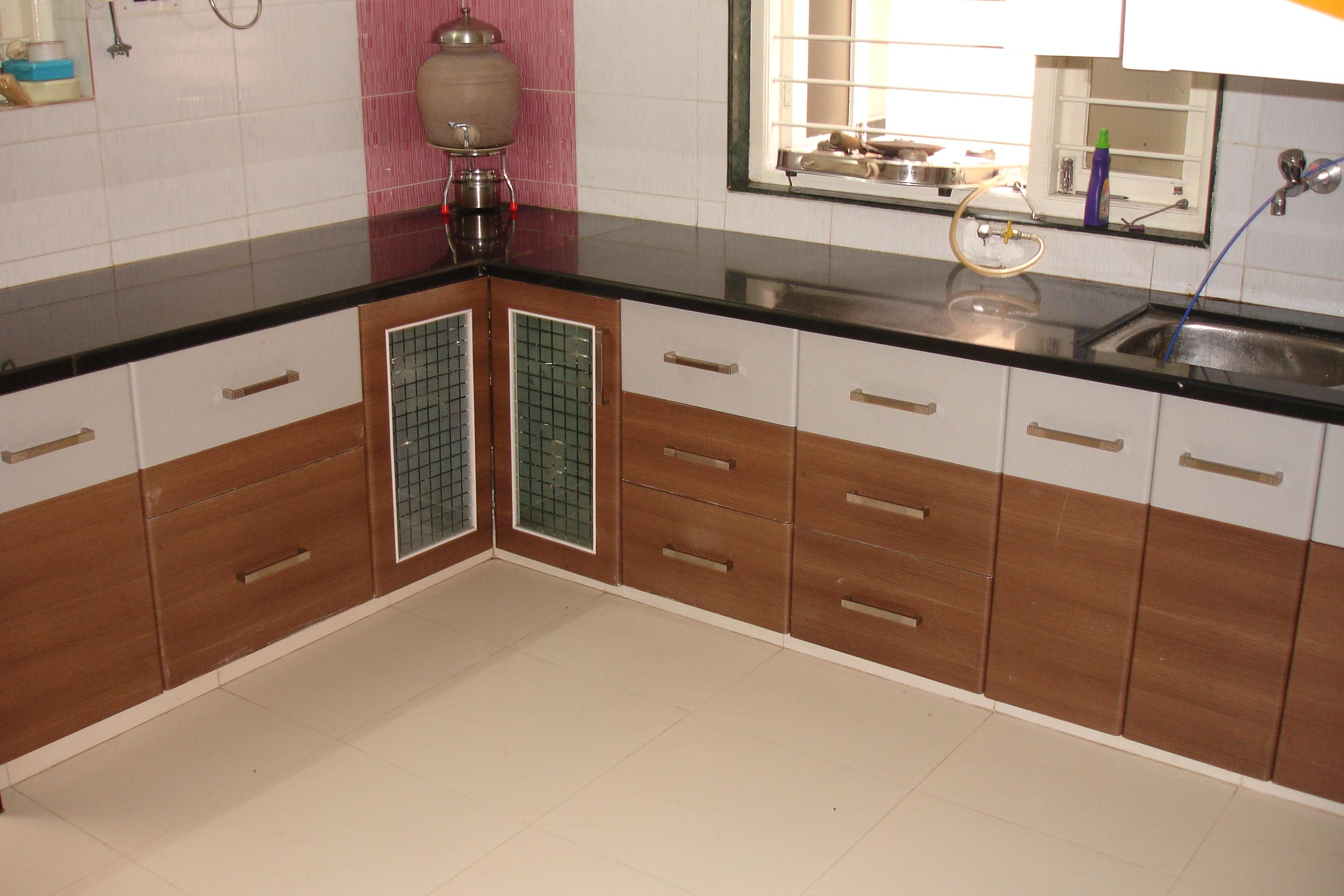 modular kitchen at rs 45000 /piece   contemporary kitchen designer