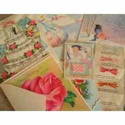 Invitation Greeting Cards Printing