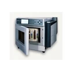 closed vessel microwave digestion