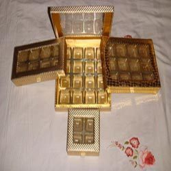 Decorative Chocolate Box Manufacturer