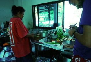 """""""Bucătăria"""", învățăcelul și mentorul"""