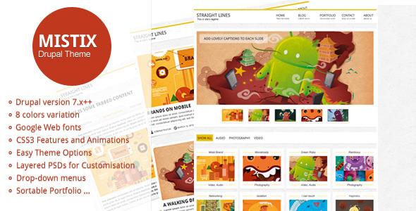 Mistix Best responsive drupal theme,best drupal themes, best drupal themes free, best drupal themes 2012,best free drupal theme, best drupal 7 theme,Premium drupal theme