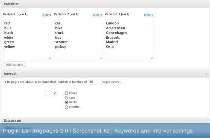landing page plugin wordpress