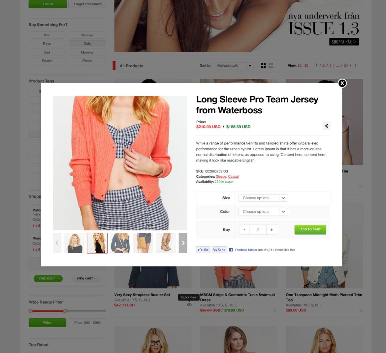 Shoppinggo - WordPress eCommerce Theme - 17