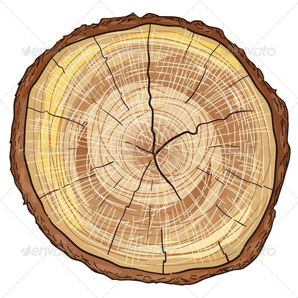 T Shirt Template Wood