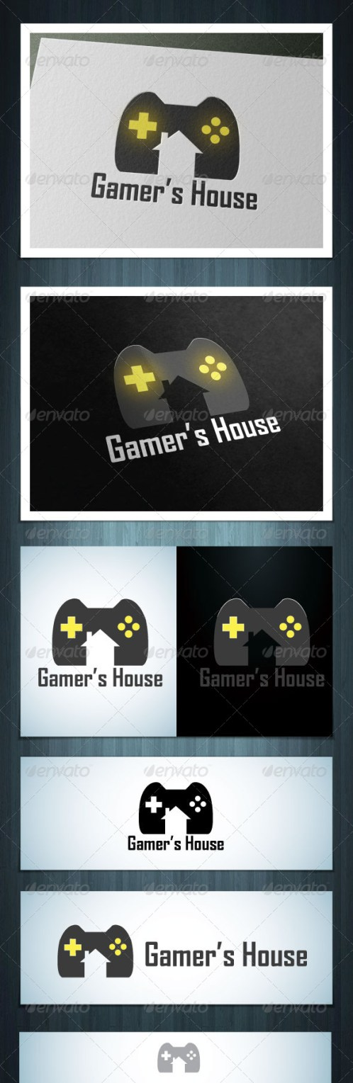 Logotipos para Salones Recreativos.