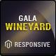 Responsive Magento Theme - Gala VineYard - ThemeForest Item for Sale