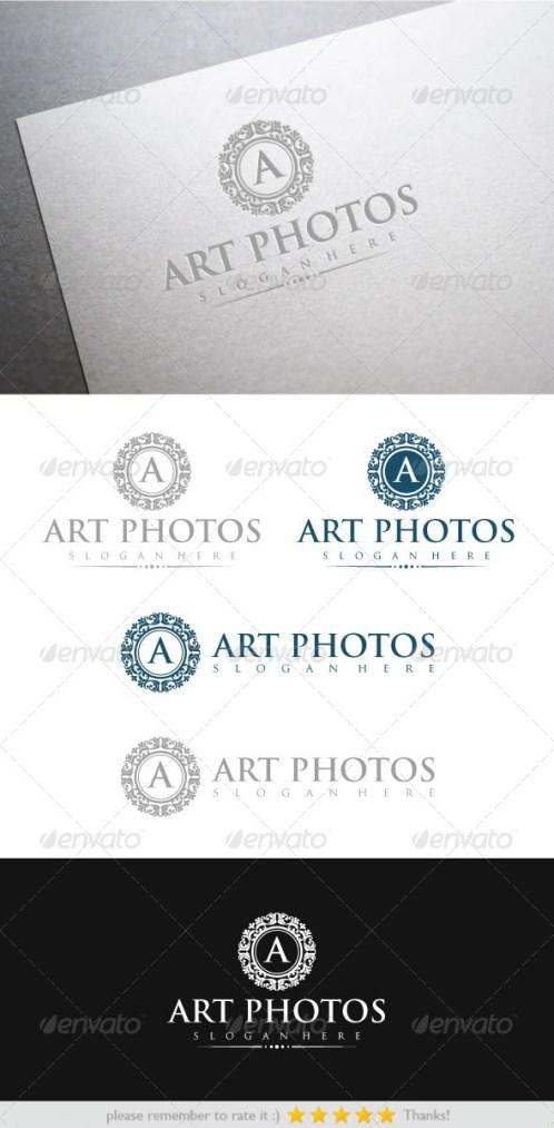 Logotipo para Galerías de Arte.
