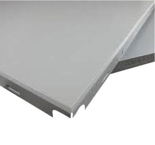 metal layin plain ceiling tile exporter