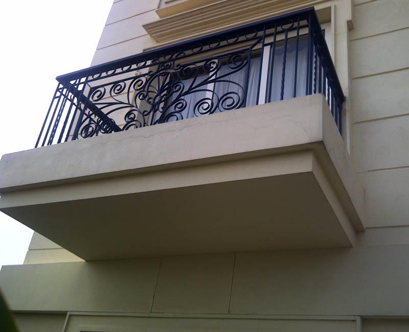 Stainless Steel Balcony RailingsSs Balcony Railings
