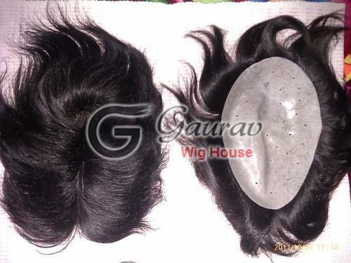 Natural Mens Wigs,Mens Lace Hair Wig,Stylish Mens Hair Wig ...